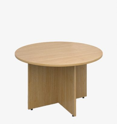 Cruciform Circular Table Cruciform Circular Table - London Office Furniture Warehouse