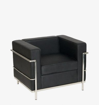 Le Corbusier Style Seating from London Office Furniture Warehouse
