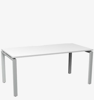 Adapt II Shallow Bench Desks - London Office Furniture Warehouse