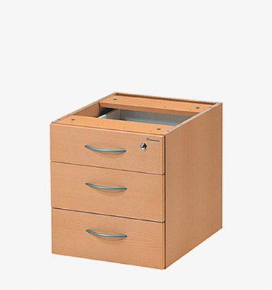 Fixed Pedestals - London Office Furniture Warehouse