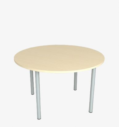 Budget Round Meeting Table - London Office Furniture Warehouse