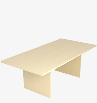 Budget Panel Leg Conference Table - London Office Furniture Warehouse
