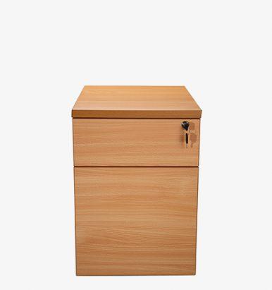 Endurance Range Flush Fronted Mobile Pedestal from London Office Furniture Warehouse