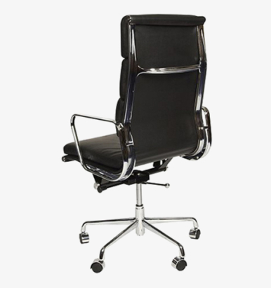 Eames Style Padded Executive Chair from London Office Furniture Warehouse