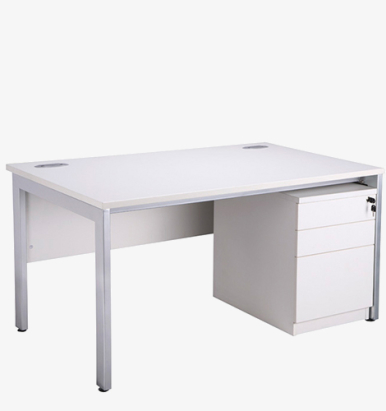 Bench style desk from London Office Furniture Warehouse