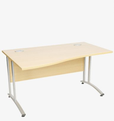 Endurance Range Cantilever Wave Workstation from London Office Furniture Warehouse