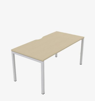Nova bench desk - london office furniture warehouse