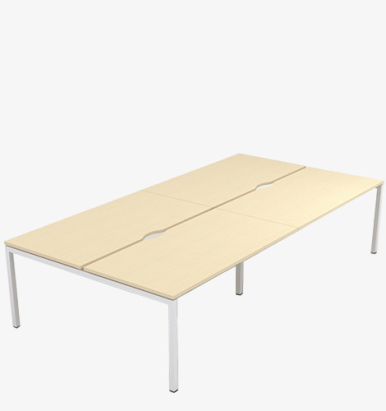 Nova Bench Desk Bank - London Office Furniture Warehouse