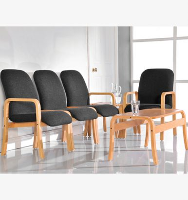 Yealm modular seating range from London Office Furniture Warehouse