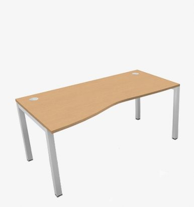 A1 Range Bench Wave Desks - London Office Furniture Warehouse