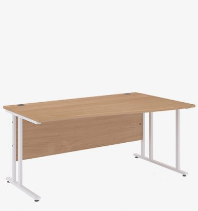 Maestro 25WL Range Wave Desk from London Office Furniture Warehouse