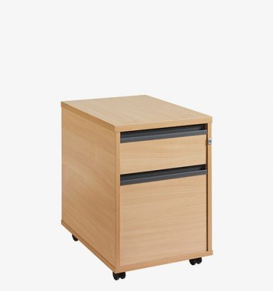 Maestro 25GL Range Mobile Pedestal from London Office Furniture Warehouse