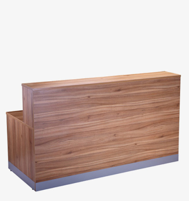 Straight Reception Counter from London Office Furniture Warehouse