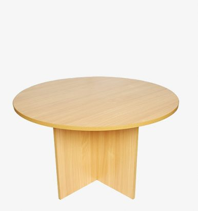 Essentials Range Round Table from London Office Furniture Warehouse