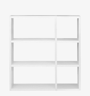 Pombal Small Shelving Units - London Office Furniture Warehouse