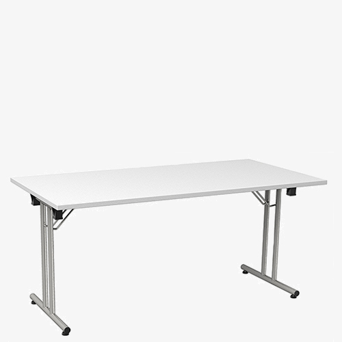 Picture Of Scratch Dent Realspace Outlet Folding Table