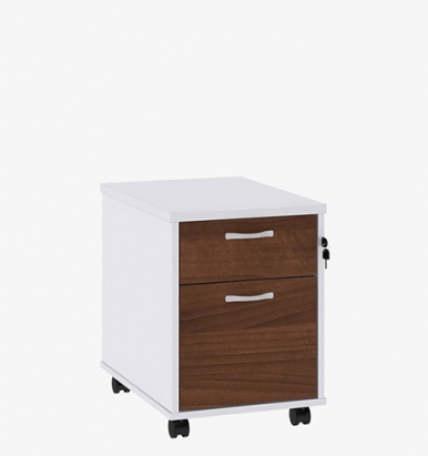 Duo Range Mobile Pedestal from London Office Furniture Warehouse