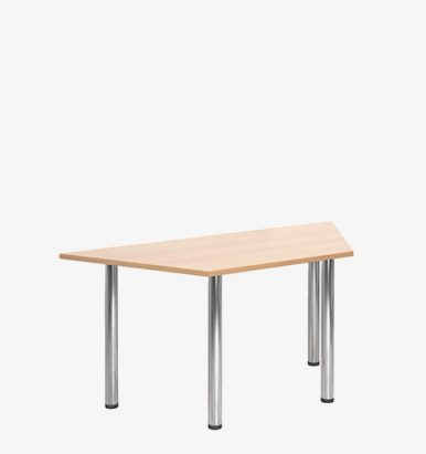 Deluxe Trapezoidal Flexi-Table - London Office Furniture Warehouse
