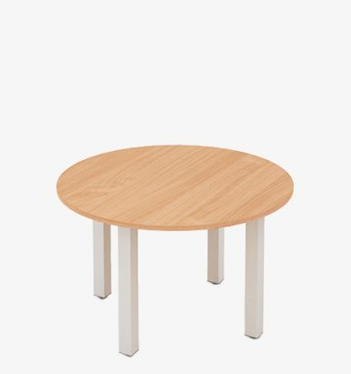 Impulse Range Round Table from London Office Furniture Warehouse