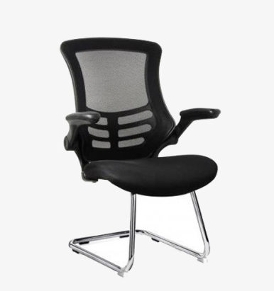 Mesh Op Visitor Chair - London Office Furniture Warehouse