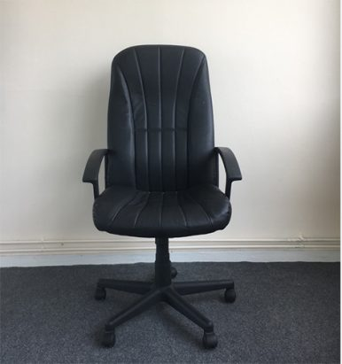Leather Managerial Chairs