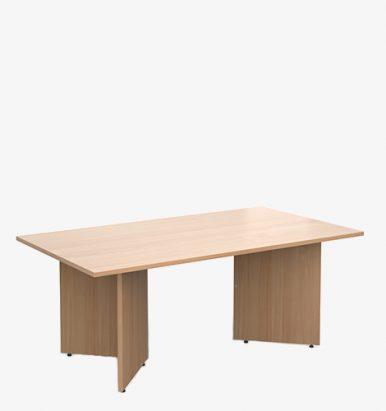 Arrowhead Leg Boardroom Table - London Office Furniture Warehouse