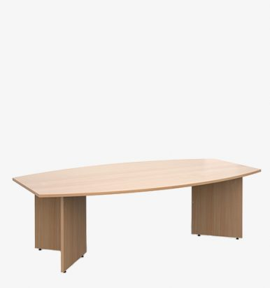 Arrowhead Leg Barrel Top Table - London Office Furniture warehouse