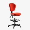Ascot draughtsman chair from London Office Furniture