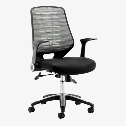 Relay  Chair – Black
