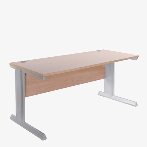 Vivo II Shallow Desk from London Office Furniture Warehouse