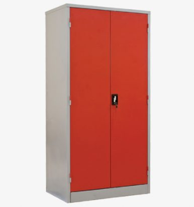 Workshop cupboard from London Office Furniture Warehouse