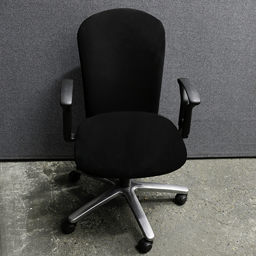 Operator Chair- black