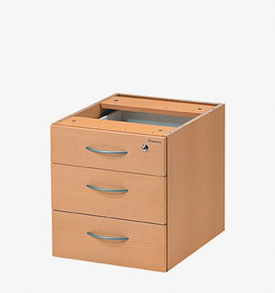 Fixed Pedestals - London Office Furniture Warehouse