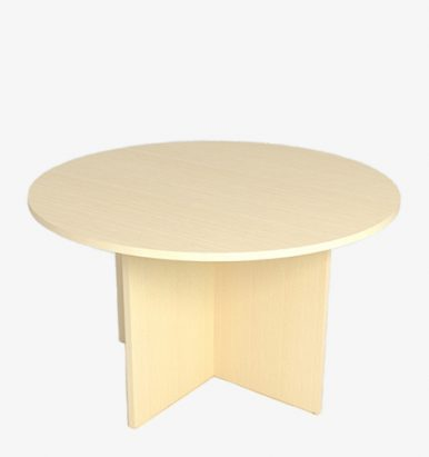 Round Meeting Table - London Office Furniture Warehouse