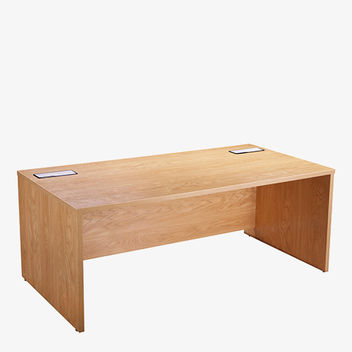 Executive Straight Desk from London Office Furniture Warehouse
