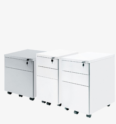Bench Style Metal Pedestals from London Office Furniture Warehouse