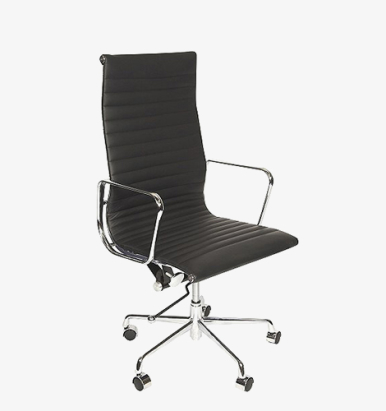 Eames style ribbed executive chair from London Office Furniture Warehouse