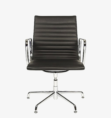 Eames Style Ribbed Visitor Chair from London Office Furniture Warehouse