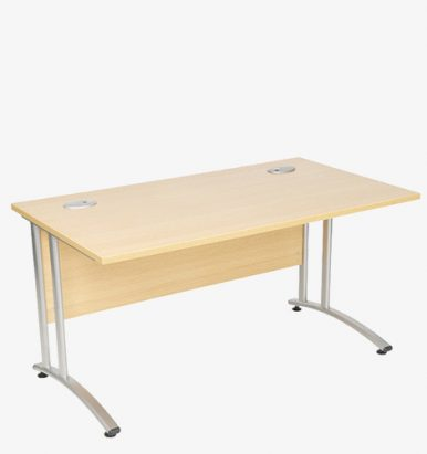 Endurance Range Straight Cantilever Workstation from London Office Furniture Warehouse