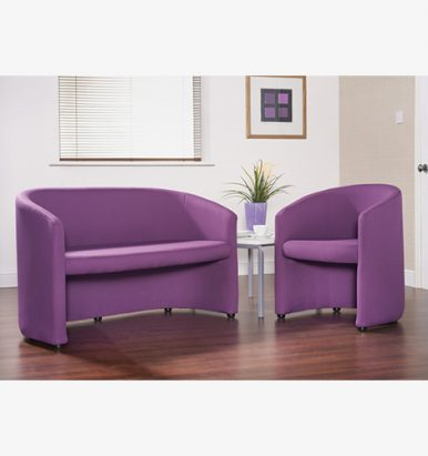 Slender Reception range from London Office Furniture Warehouse