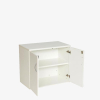 Bench style storage cupboards from London Office Furniture warehouse