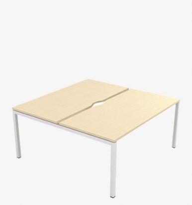 Nova Bench Desk Bank - London Office Furniture Warehouse