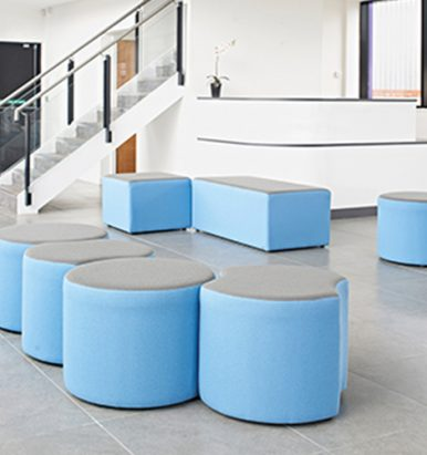 Groove Modular Range - London Office Furniture Warehouse