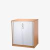 Endurance Range Tambour Cabinet from London Office Furniture Warehouse