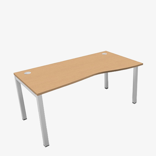 A1 Range Bench Wave Desks - London Office Furniture
