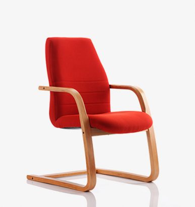 Ascot Executive Cantilever Chair from London Office Furniture