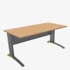 Colour Metal Mod Range Desks - London Office Furniture Warehouse