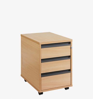 Maestro 25GL Range Mobile Pedestal from London Office Furniture Warehouse