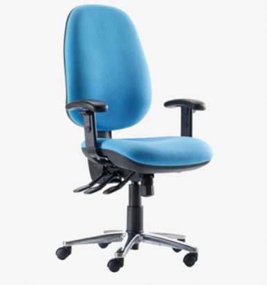 Kirby Jumbo Bariatric Task Chair from London Office Furniture Warehouse