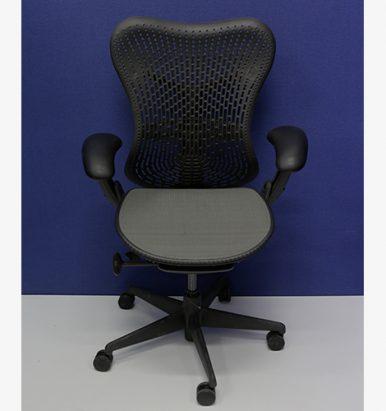 Herman Miller Mirra Chairs - London Office Furniture Warehouse